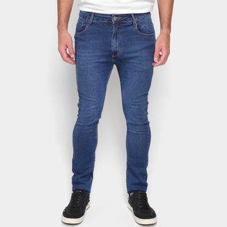 Calça Jeans Skinny John John Bantem Cintura Média Masculina