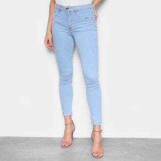 Calça Jeans Skinny Lança Perfume Diana Feminina