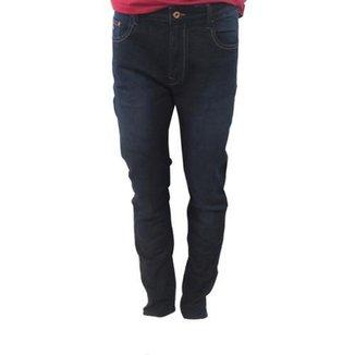 Calça Jeans Skinny Masculina Acostamento