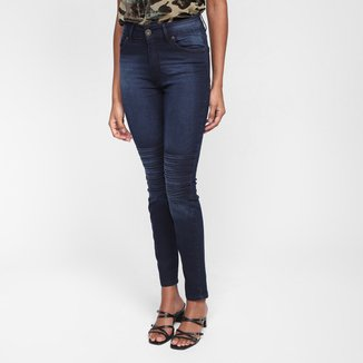 Calça Jeans Skinny Oh, Boy! Estonada Feminina