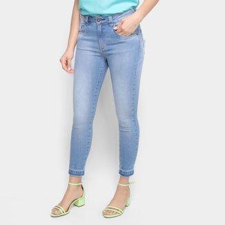 Calça Jeans Skinny Oh, Boy Estonada Feminina