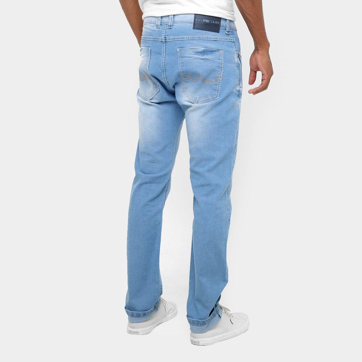 9d59e7142 Calça Jeans Skinny Preston Estonada Masculina - Compre Agora | Zattini