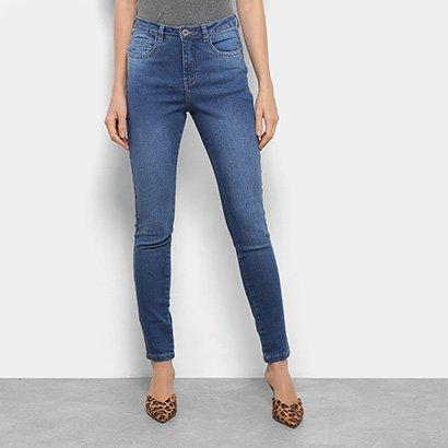 Calça Jeans Skinny Razon Feminino-Feminino