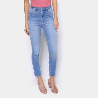 Calça Jeans Skinny Sawary Lipo Feminina