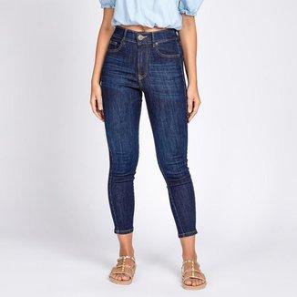 Calça Jeans Skinny Tifanny Escura