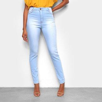 Calça Jeans Skinny TKS Clara Cintura Alta Feminina