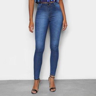 Calça Jeans Skinny TKS LS CCS Cintura Média Feminina