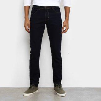 Calça Jeans Slim Coffee Masculina