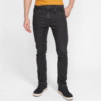 Calça Jeans Slim Ellus Black Sand Masculina