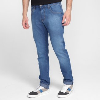 Calça Jeans Slim Forum Paul Masculina