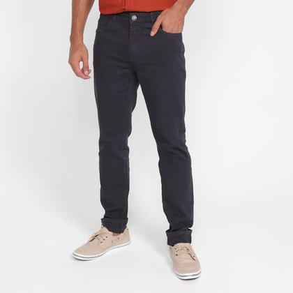 Calça Jeans Slim Hering Masculina