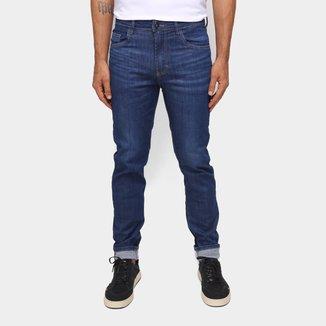 Calça Jeans Slim Malwee Masculina