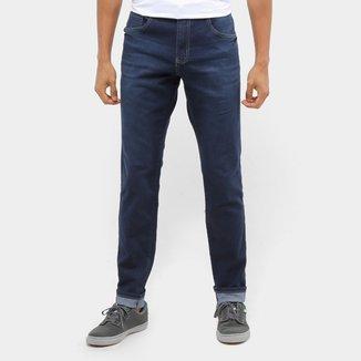 Calça Jeans Slim Polo Wear Estonada Masculina