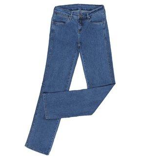 Calça Jeans Tassa Cowboy Elastano Feminina