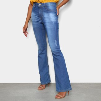 Calça Jeans TKS Bootcut Flare Feminina
