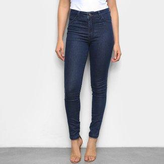 Calça Jeans TKS Skinny Escura Feminina