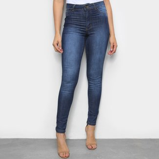 Calça Jeans TKS Skinny Lavada Feminina