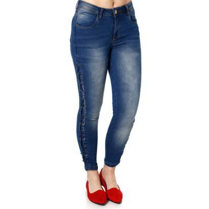 b7296e573d Calça Jeans Uber Skinny Feminina-Feminino ...