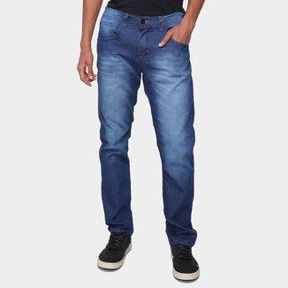 Calça Jeans Via Quatro Estonada Masculina