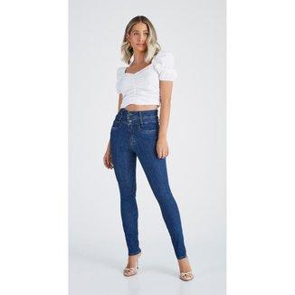 Calça Jeans Zait Skinny Emanuelly Feminina