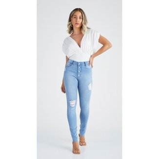Calça Jeans Zait Skinny Julieta Feminina
