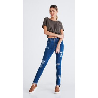 Calça Jeans Zait Skinny Priscila