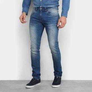 Calça Jeans Zune Skinny Masculina