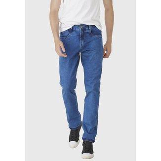Calça Jeans Zuren Reta S. Stone Azul