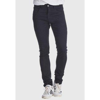 Calça Jeans Zuren Slim Skinny Preta