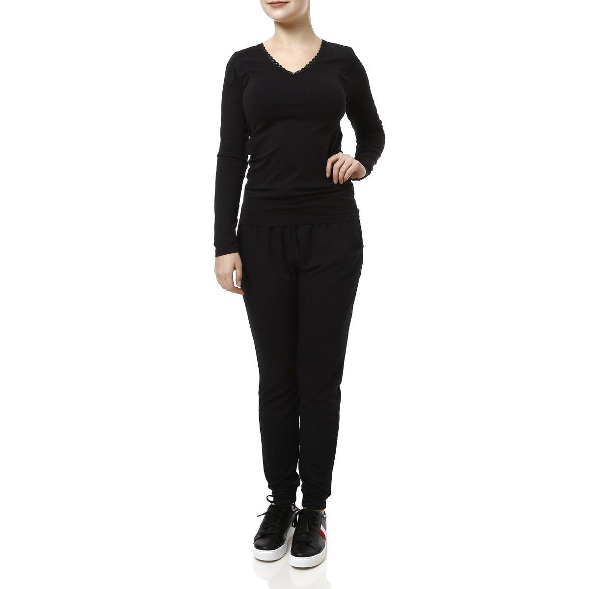 Calça Jogger Rovitex Feminina - Compre Agora  c4c4969dd02