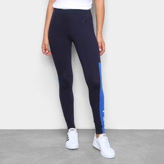 Calça Legging Adidas Color Block Feminina