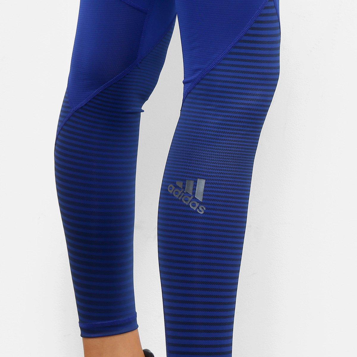 Calça Legging Adidas DNA Alphaskin Sport Feminina - Compre Agora ... 00d08ff406e49