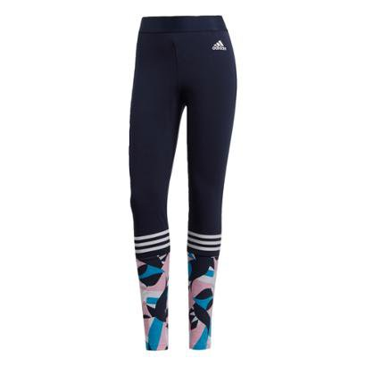 Calça Legging Adidas Sid Tight Aop