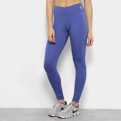 Calça Legging Área Sports Alpha Feminina-Feminino