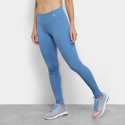 Calça Legging Área Sports Beta Chip Feminina-Feminino
