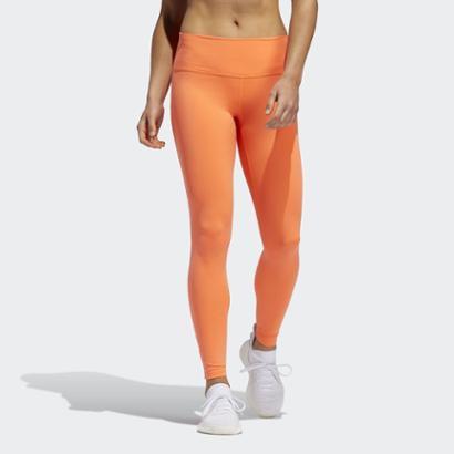 Calça Legging Believe This 7/8 Borgonha Adidas