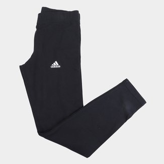 Calça Legging Infantil Adidas Linear Essentials Feminina