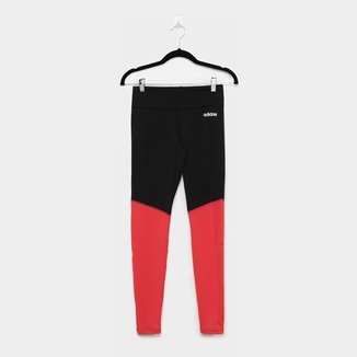 Calça Legging Infantil Adidas Yg C Long Tight Feminina