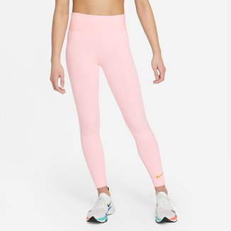 Calça Legging Infantil Nike One Tight HW Feminina