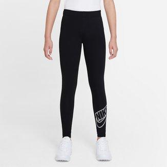 Calça Legging Infantil Nike Sportswear Favorites