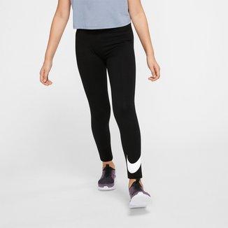 Calça Legging Infantil Nike Sportswear Favourites Feminina