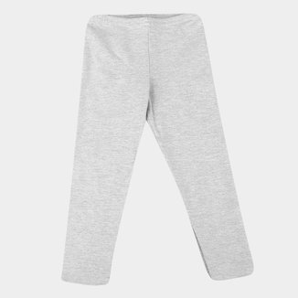 Calça Legging Juvenil Elian Cotton Confort Feminina