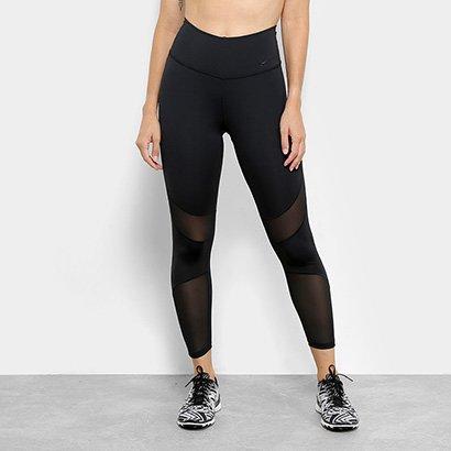 Calça Legging Nike Fly Hyper Crop Feminina
