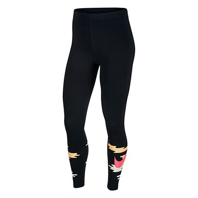 Calça Legging Nike Sportswear Icon Clash Feminina