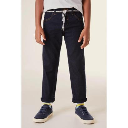 Calça Mini Infantil jeans Combate Reserva Mini Masculina