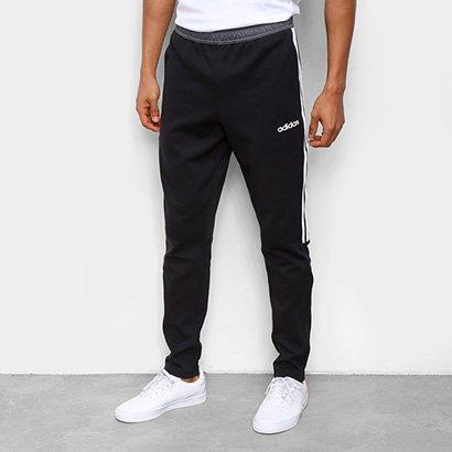 Calça Moletom Adidas Sereno Masculina