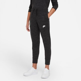 Calça Moletom Infanto Juvenil Nike Jogger Feminina