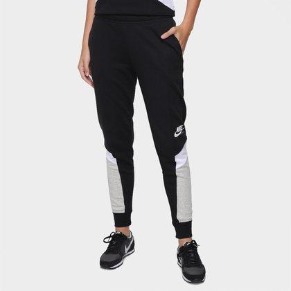 Calça Moletom Nike Heritage Jogger Flc Feminina