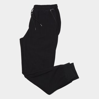 Calça Moletom Plus Size City Lady Feminina