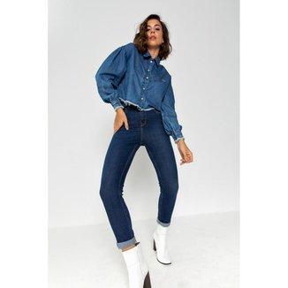 Calca Romanee Jeans Mom - 153010